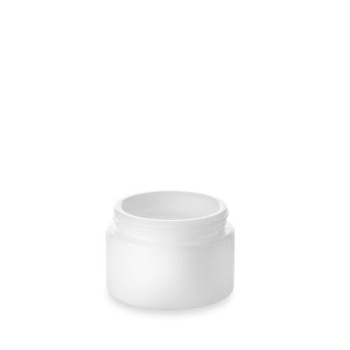 pot cosmétique verre Opale 50 ml -Embalforme