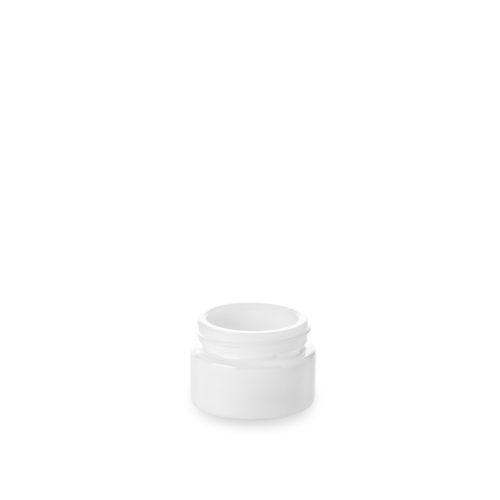 pot verre opale en 15 ml chez Embalforme