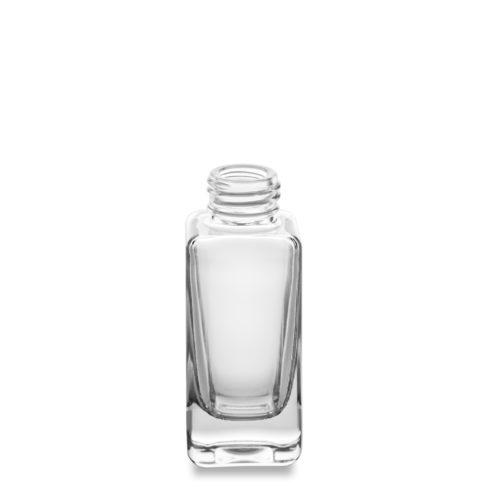 Avec sa base carrée, optez pour le flacon verre Atome 50 ml