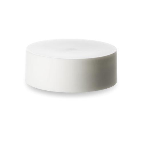 couvercle polypropylène 60400 pour pot cosmétique verre Premium