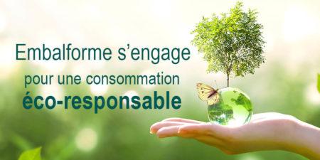 Des packagings cosmétiques eco-responsables